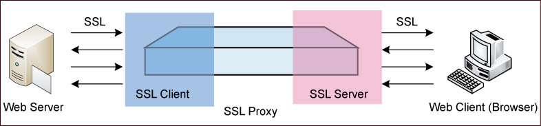 List of Synonyms and Antonyms of the Word: ssl proxy