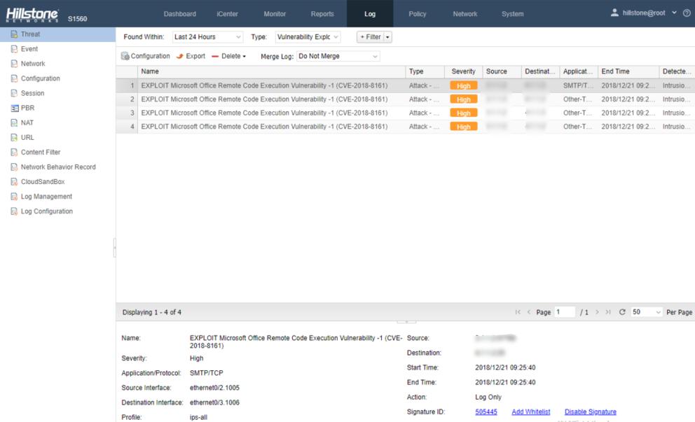 Vulnerability Notification: Microsoft Office Remote Code