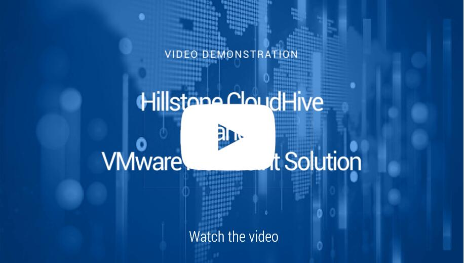 Watch Hillstone CloudHive and NSX Joint Solution