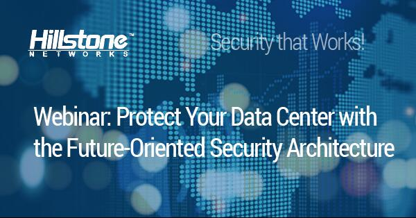 Watch Protect Your Data Center with the Future-Oriented Security Architecture