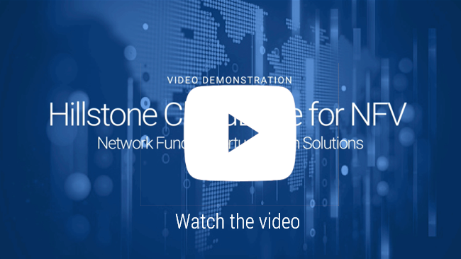 Watch Video: Hillstone CloudEdge for NFV Solutions Demo