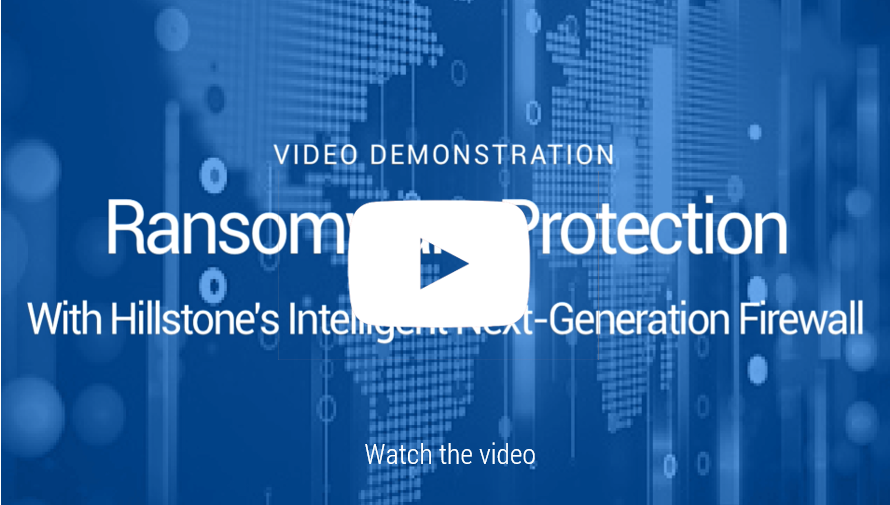 Watch Video: Ransomware Protection Demo