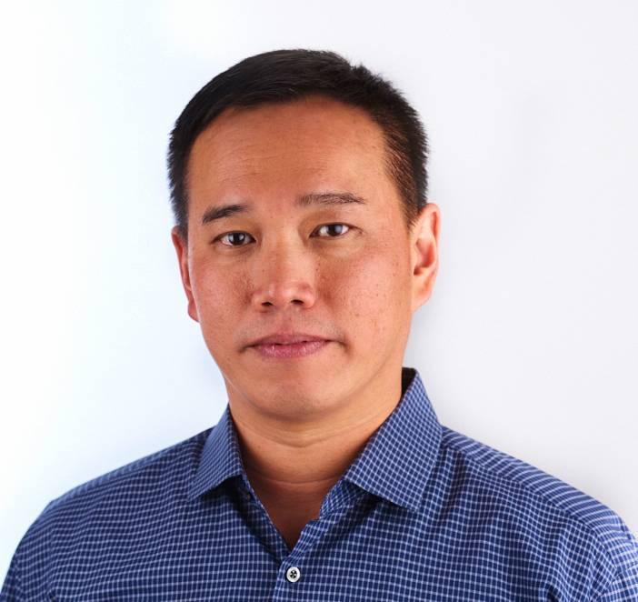 Portrait of Roy Chua