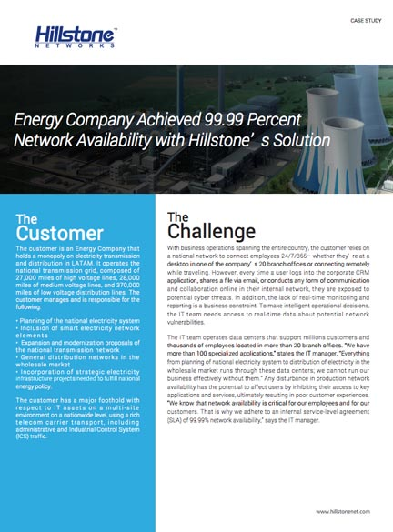 Resource Library - Hillstone Networks