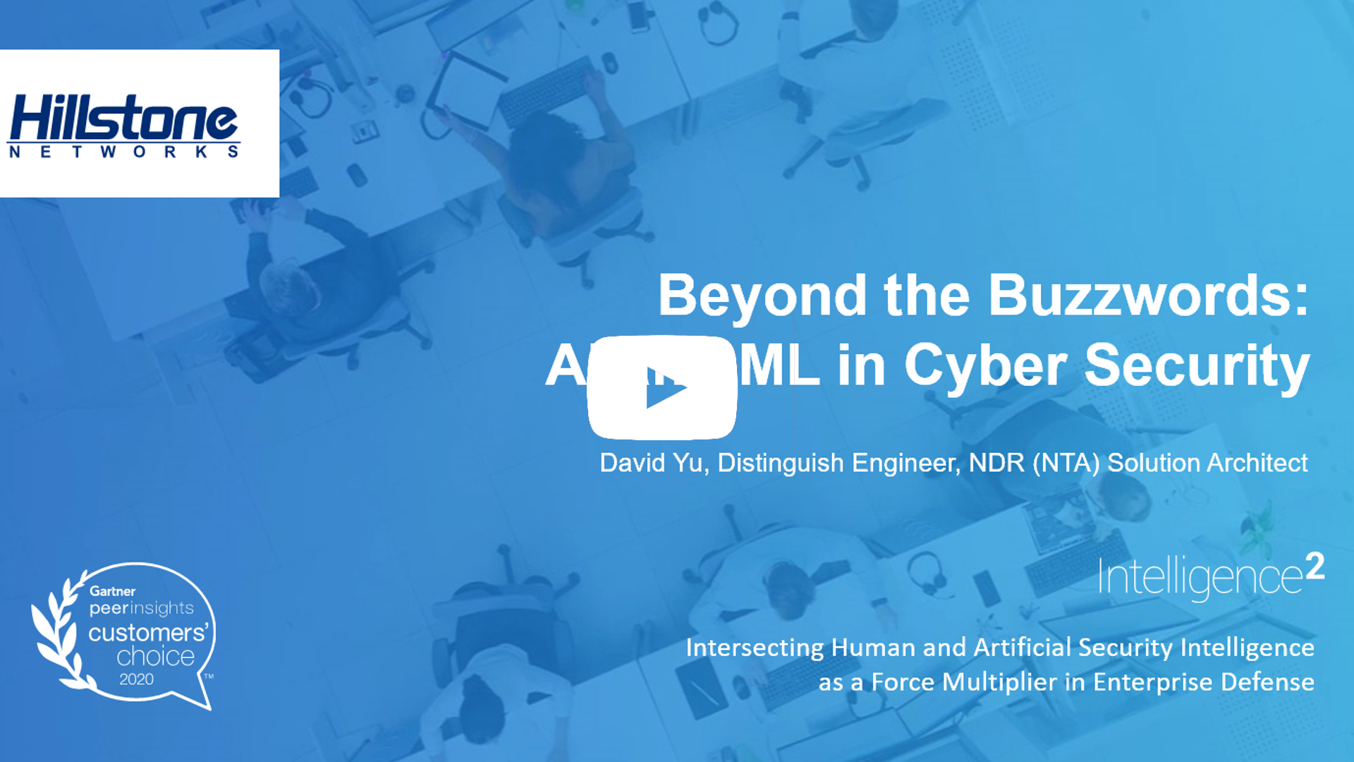 Watch On-demand Webinar: Beyond the Buzzwords of AI and ML in Network Security