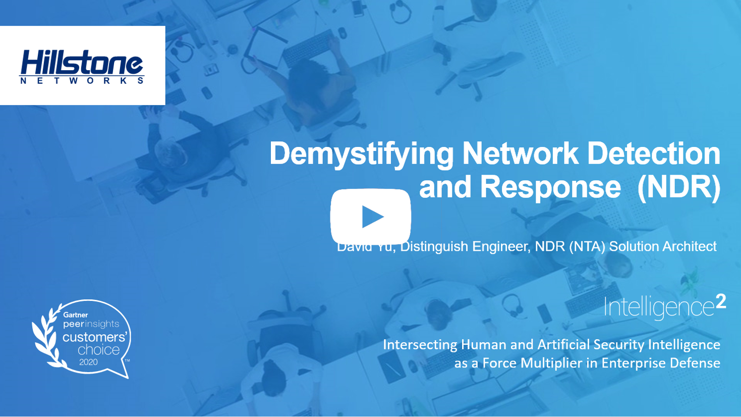 Watch On-demand Webinar: Demystifying Network Detection and Response